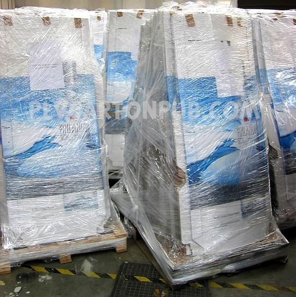 fabricant de plv carton - kits de stands carton prêt pour le départ