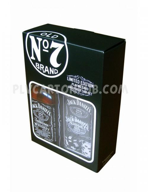 boîte carton : emballage boisson - packaging